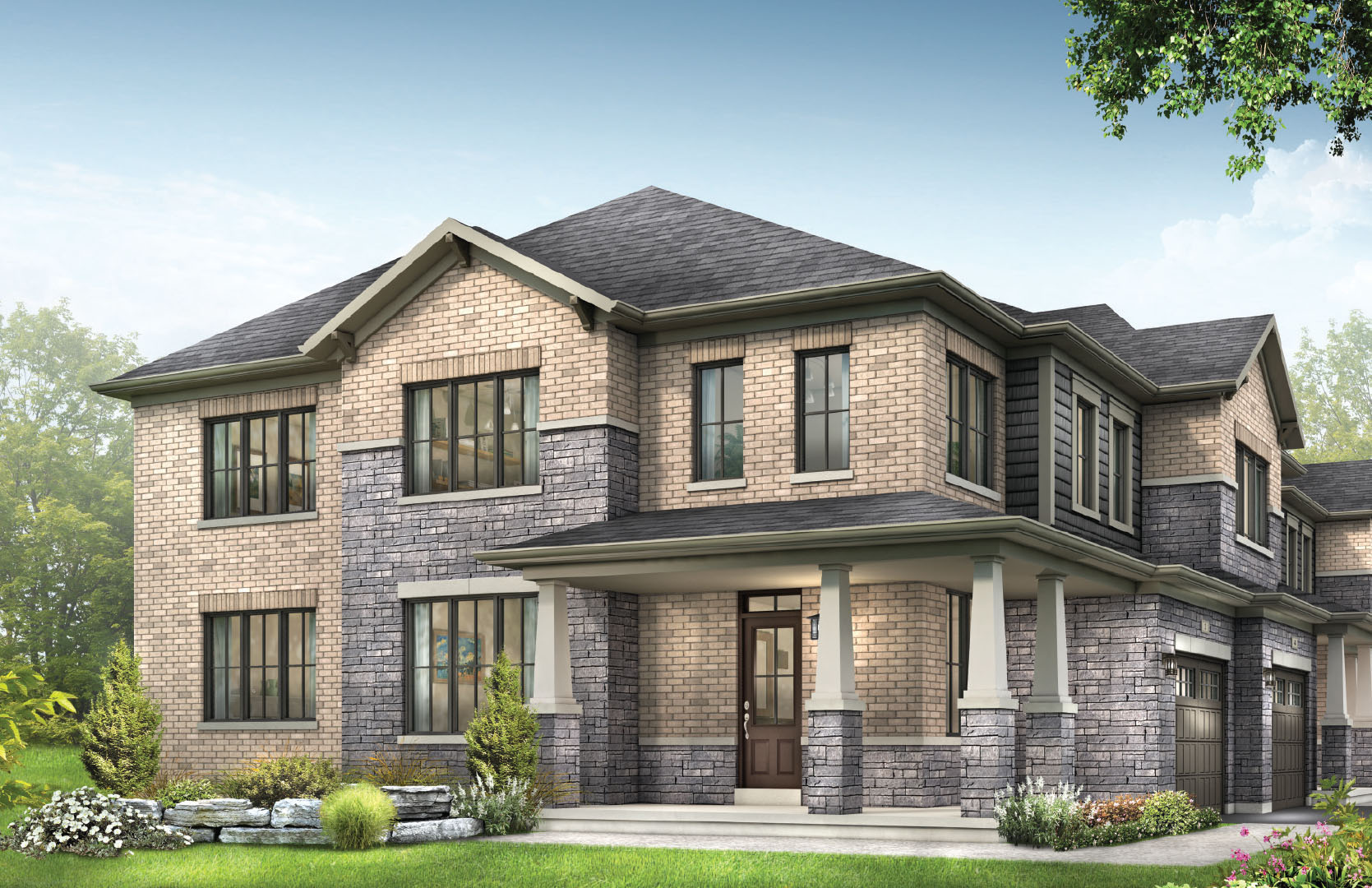 Empire Calderwood Thorold Townhomes