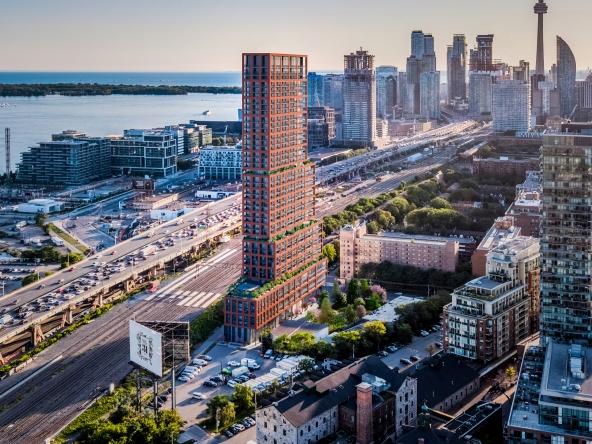 31 Condominiums 31 Parliment St, Toronto, ON