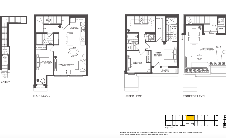 The Amsterdam-Floorplan