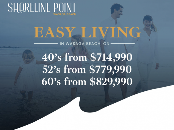 The Shorepoint Luxury Homes Wasaga Beach