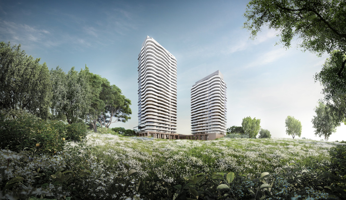 Hillmont at SXSW Condos 2 By Primont Homes In Vaughan