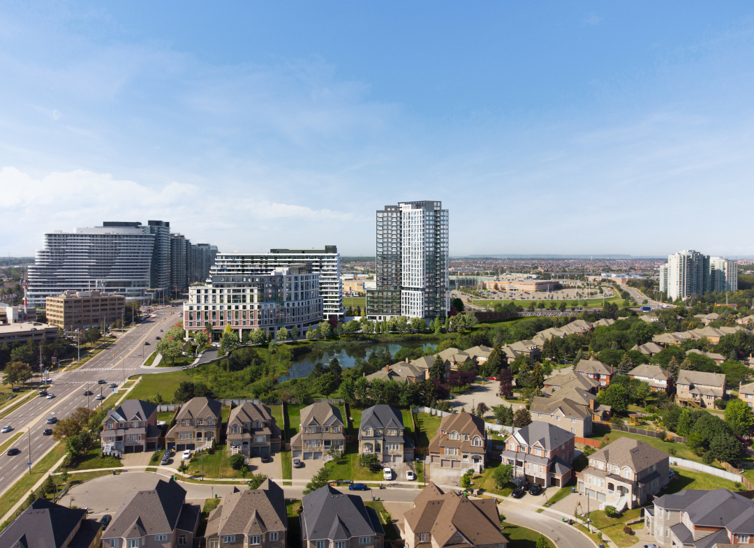Kindred Condos By Daniels In Erin Mills Mississauga